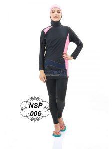Baju Renang Muslimah NSP 006