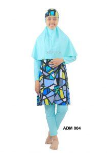 Baju Renang Muslimah ADM 004
