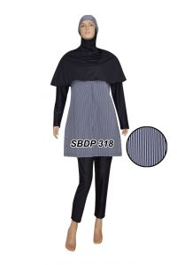 Baju Renang Muslimah SBDP 318