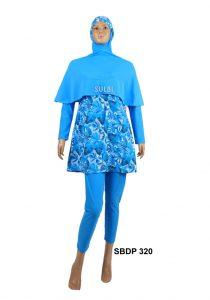 Baju Renang Muslimah SBDP 320