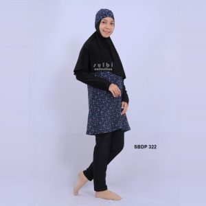 Baju Renang Muslimah SBDP 322