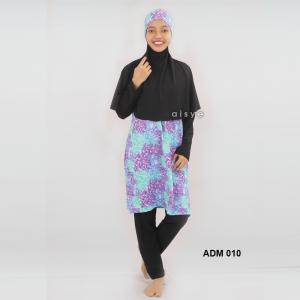 Baju Renang Muslimah ADM 010