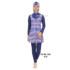 Baju renang muslimah dewasa ES-ML-DW 015