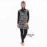 Baju renang muslimah dewasa ES-ML-DW 016