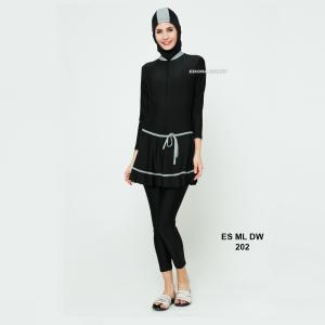 Baju Renang Muslimah Dewasa ES.ML-DW 202