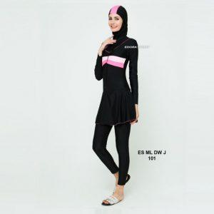 Busana renang muslimah ES.ML-DW-J 101