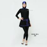 Busana renang muslimah ES.ML-DW-J 204