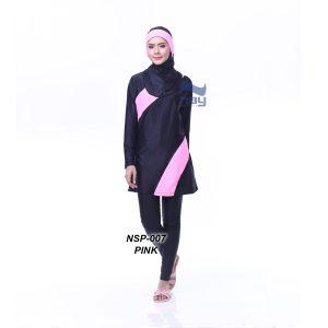Baju Renang Muslimah NSP 007