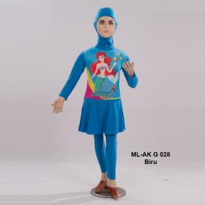 Baju Renang anak TK ML-AK G 028