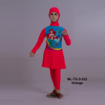 Baju Renang Anak ML-TG G 032 Orange