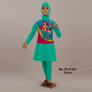Baju Renang Anak ML-TG G 032 Tosca