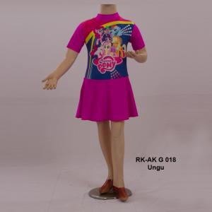 Baju Renang Anak RK-AK G 018 Ungu