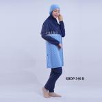 Baju Renang Muslimah SBDP 316B