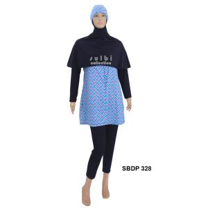 Baju Renang Muslimah SBDP 328