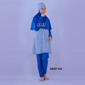 Baju Renang Muslimah Dewasa SBDP-333