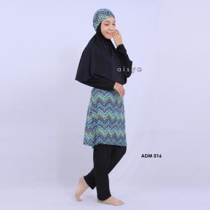 Baju Renang Muslimah ADM 016