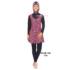 Baju renang muslimah dewasa ES-ML-DW 014
