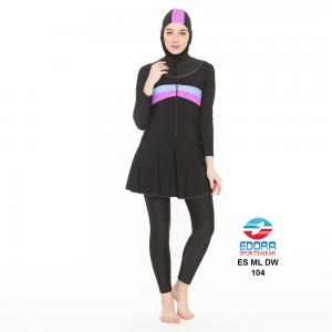 Baju Renang Muslimah Dewasa ES.ML-DW 104
