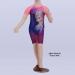 Baju Renang Diving Anak EDAP JR 5019