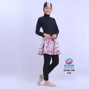 Baju Renang Muslimah ES ML DW 018