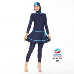 Baju Renang Muslimah Dewasa ES.ML-DW 208