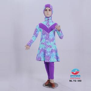 Baju renang anak muslimah ML-TG 050