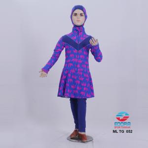 Baju renang anak muslimah ML-TG 052
