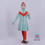 Baju renang anak muslimah ML-TG 054