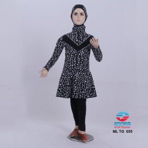 Baju renang anak muslimah ML-TG 055