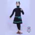 Baju renang anak muslimah ML-TG P 008