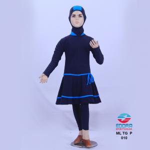 Baju renang anak muslimah ML-TG P 010