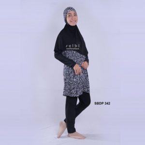 Baju Renang Muslimah Dewasa SBDP-342
