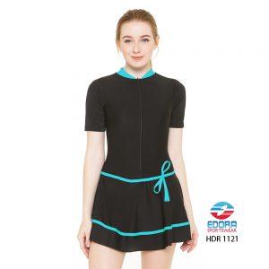 Baju Renang Edora Diving Rok Dewasa HDR 1121