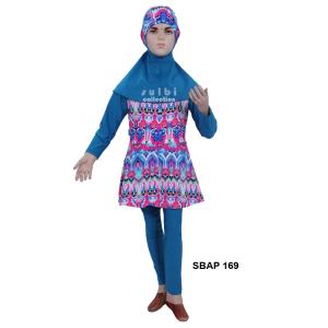 Baju Renang Muslim Anak SBAP 169