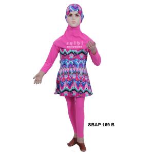 Baju Renang Muslim Anak SBAP 169 B