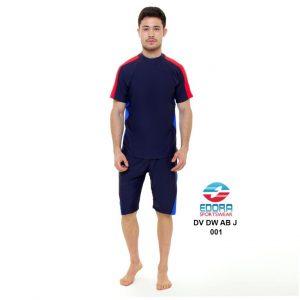 Baju Renang Muslim Laki DV-DW AB J 001