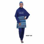 Baju Renang Muslimah Dewasa SBDP 345