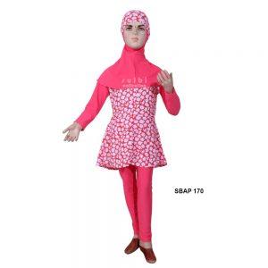 Baju Renang Muslim Anak SBAP 170