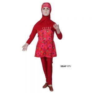 Baju Renang Muslim Anak SBAP 171
