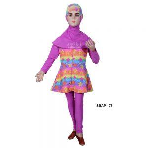 Baju Renang Muslim Anak SBAP 172