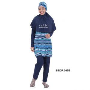Baju Renang Muslimah SBDP 345 B