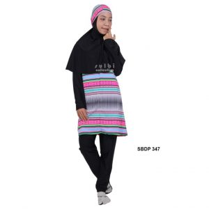 Baju Renang Muslimah SBDP 347