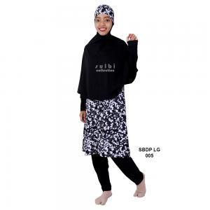 Baju Renang Muslimah Dewasa SBDP LG-005