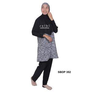 Baju Renang Muslimah SBDP 352