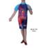 Baju Renang Diving Anak DK AK 100 Tosca