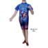 Baju Renang Diving Anak DK AK 101 Biru