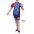 Baju Renang Diving Anak DK AK 101 Merah