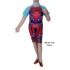 Baju Renang Diving Anak DK AK 102 Tosca