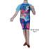Baju Renang Diving Anak DK AK B 103 Tosca