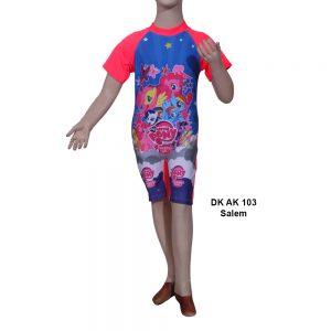 Baju Renang Diving Anak DK AK 103 Salem